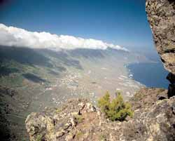 El Hierro viewpoint