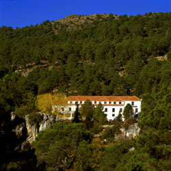 Parador of Cazorla
