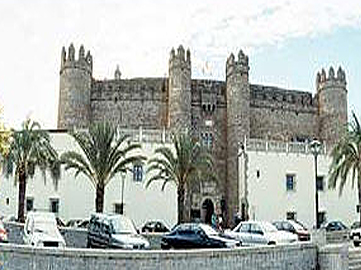 Parador of Zafra